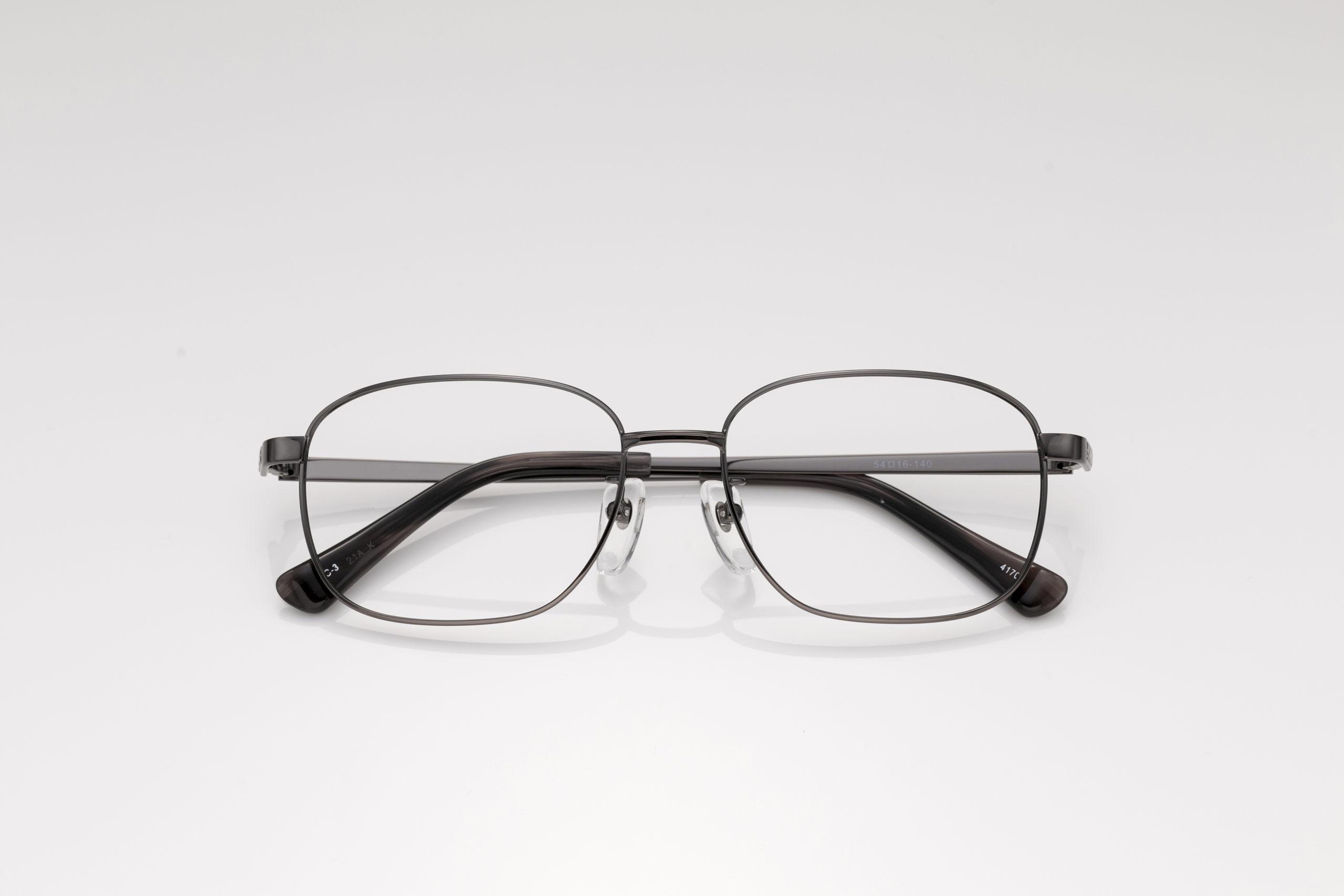 遠近両用メガネ 超薄型レンズ付税込6,800円