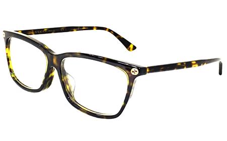GUCCIなど高級ブランドメガネ 超薄型レンズ付22,800円!